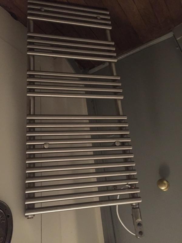 Recyclage, Récupe & Don d'objet : Radiateur ACOVA salle de bain