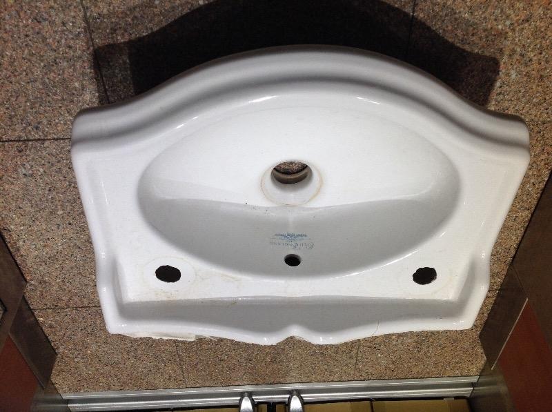 Recyclage, Récupe & Don d'objet : Petit lave main, bon etat