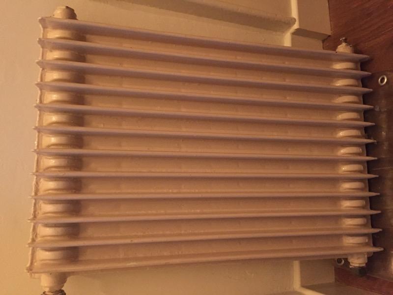 Recyclage, Récupe & Don d'objet : Radiateur chauffage central