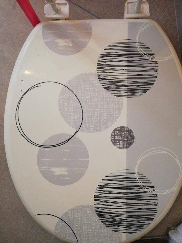 Recyclage, Récupe & Don d'objet : Lunette de toilette