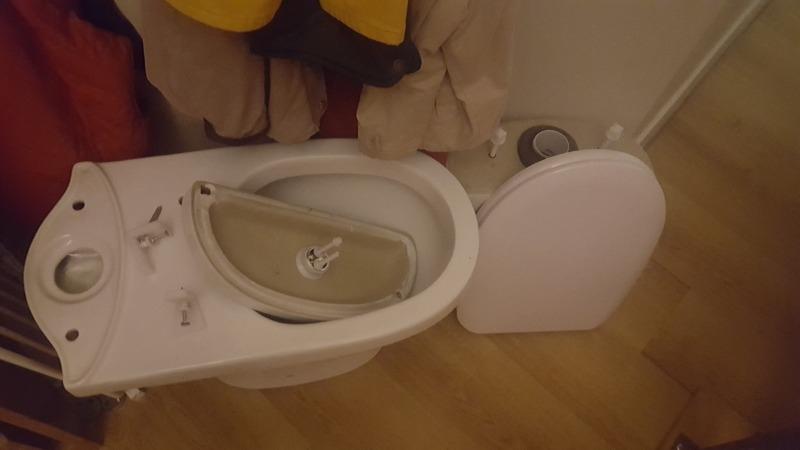 Recyclage, Récupe & Don d'objet : Toilettes parfait état