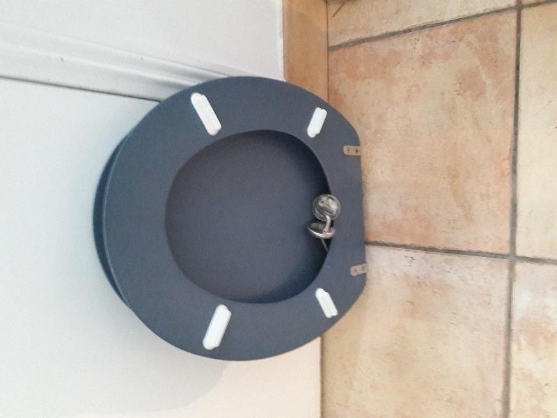 Recyclage, Récupe & Don d'objet : Cuvette WC