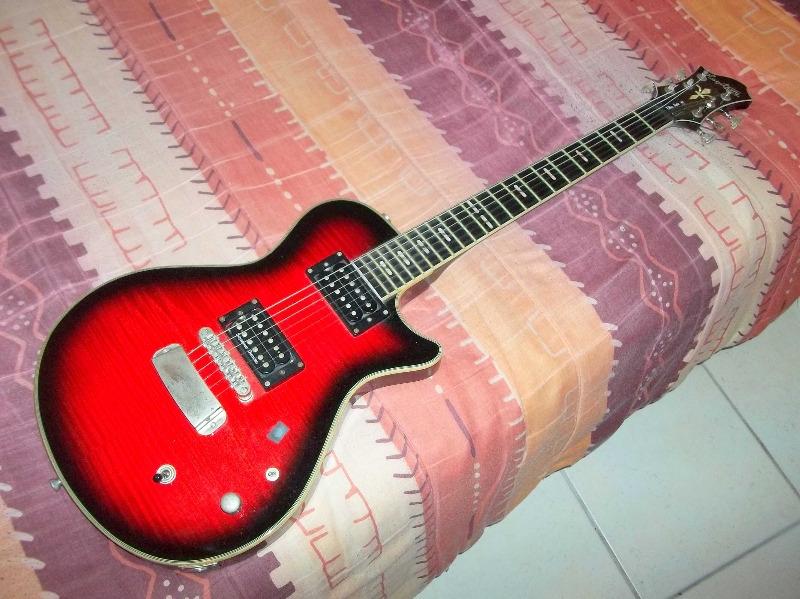 Recyclage, Récupe & Don d'objet : guitare