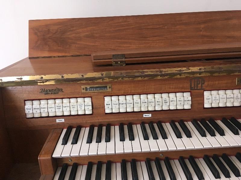 Recyclage, Récupe & Don d'objet : orgue lipp de la maison alexandre père et ...