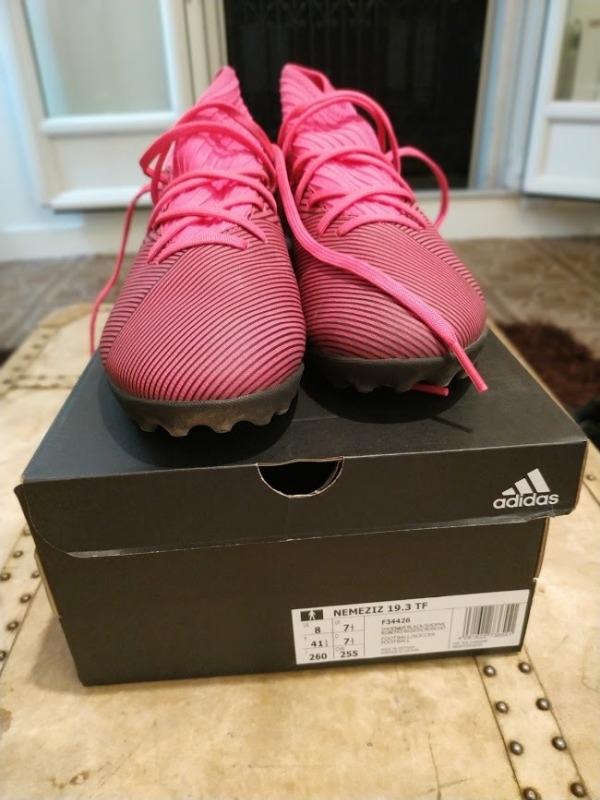 Recyclage, Récupe & Don d'objet : chaussures de foot adidas 41