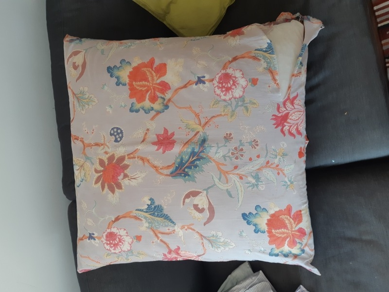Recyclage, Récupe & Don d'objet : Grand coussin