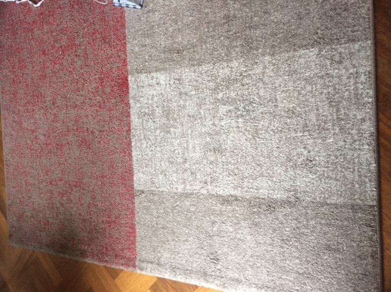 Recyclage, Récupe & Don d'objet : Grand tapis