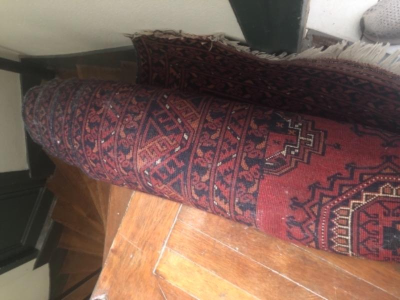 Recyclage, Récupe & Don d'objet : Oriental carpet