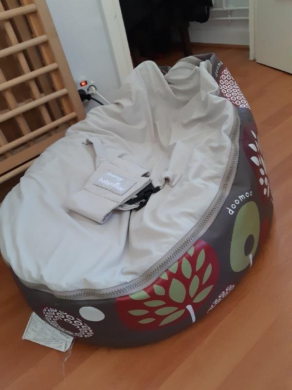 Recyclage, Récupe & Don d'objet : Doomoo, nid bébé de Babymoov