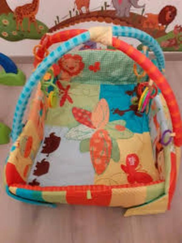 Recyclage, Récupe & Don d'objet : Tapis de jeu bébé
