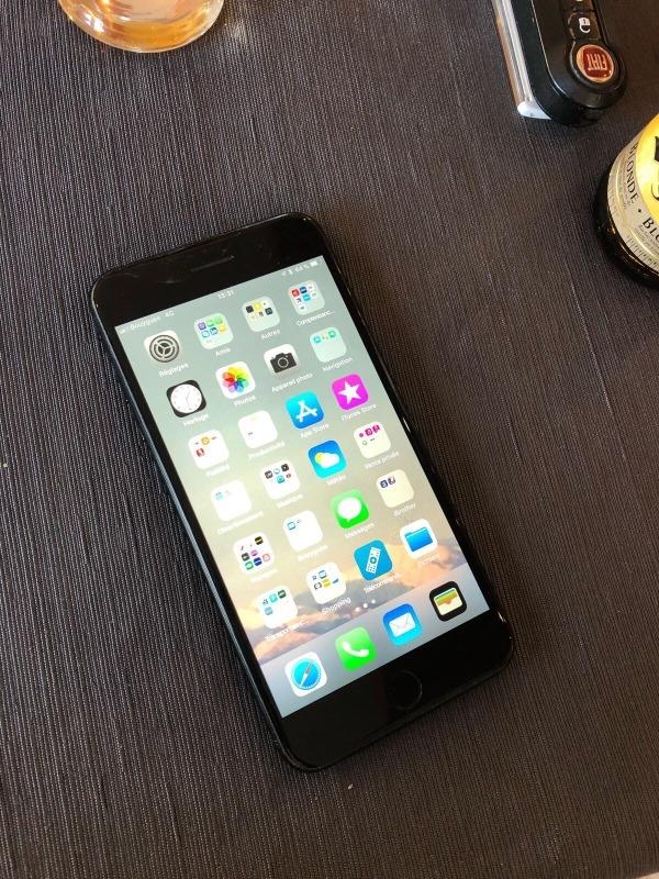 Recyclage, Récupe & Don d'objet : iphone 7 plus noir