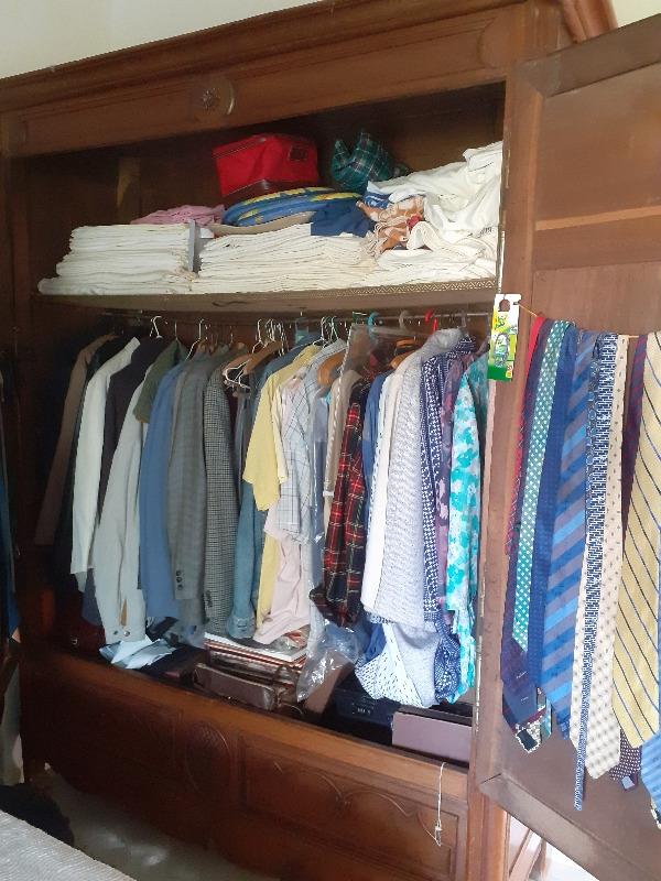 Recyclage, Récupe & Don d'objet : vêtements homme et femme