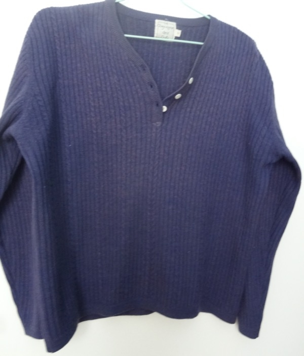 Recyclage, Récupe & Don d'objet : pull taille 46