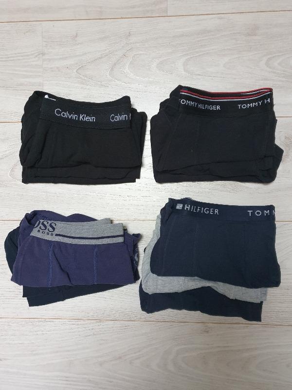 Recyclage, Récupe & Don d'objet : lot vêtements boxer (i) - homme taille m