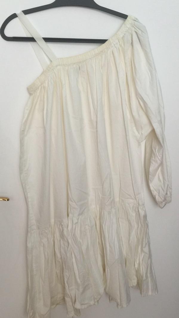 Recyclage, Récupe & Don d'objet : robe en coton 46/48